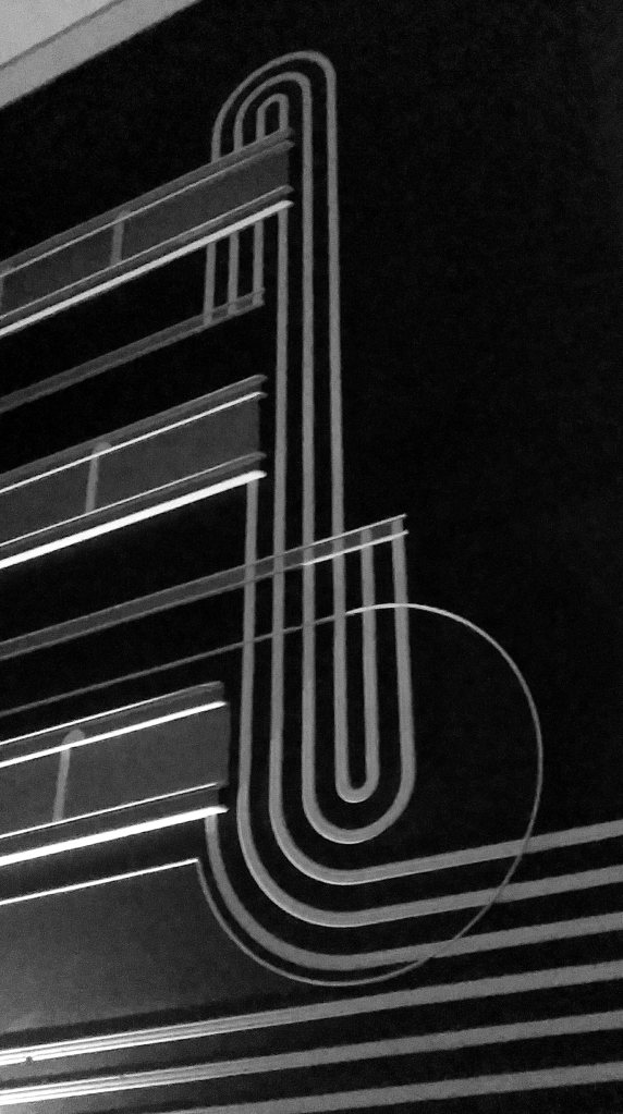 Odeon main auditorium detail