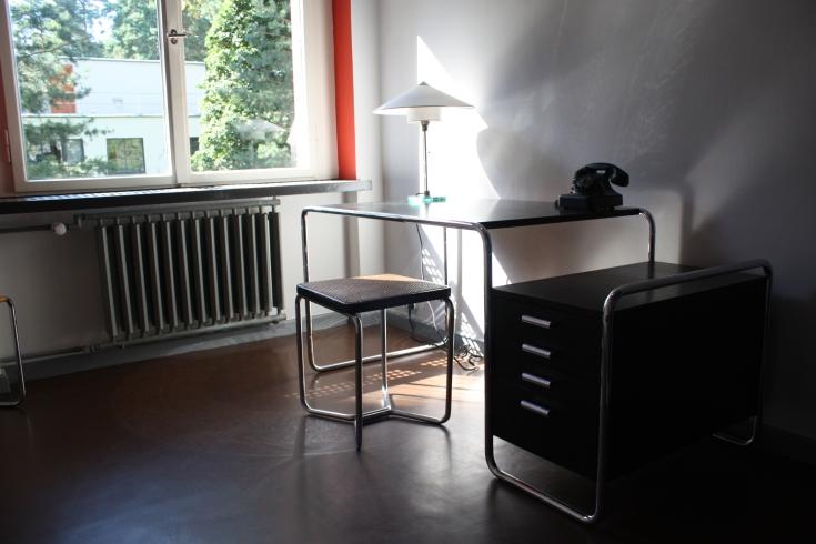 Bauhaus Dessau Breuer desk