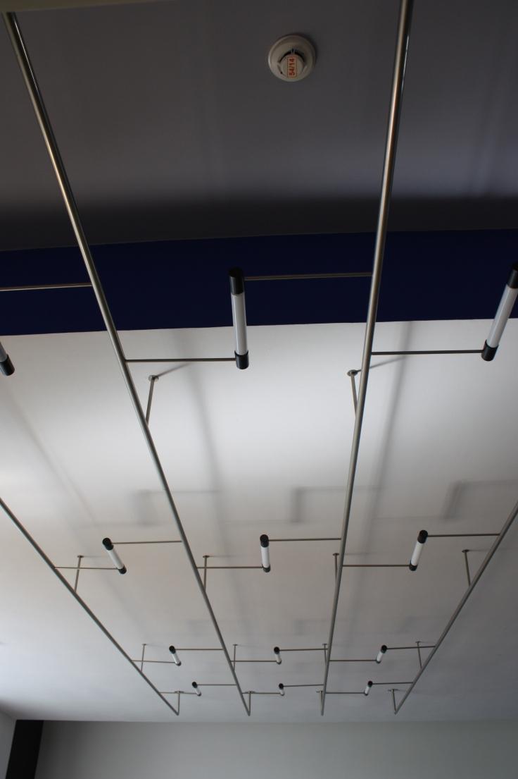 Bauhaus Dessau Breuer Lighting detail