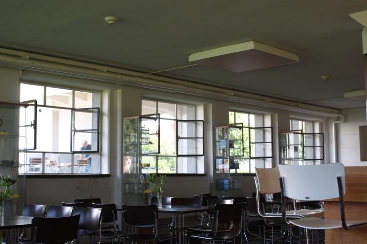 Bauhaus Dessau Breuer Lounge 2