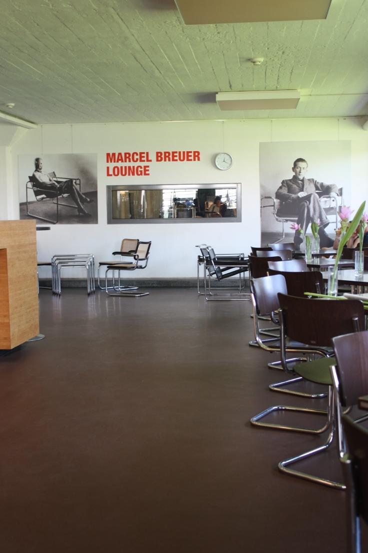 Bauhaus Dessau Breuer Lounge