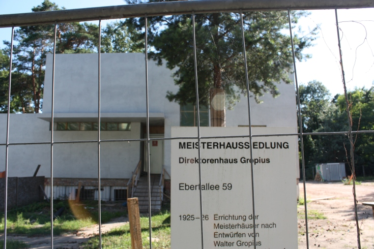 Bauhaus Dessau Gropius Haus