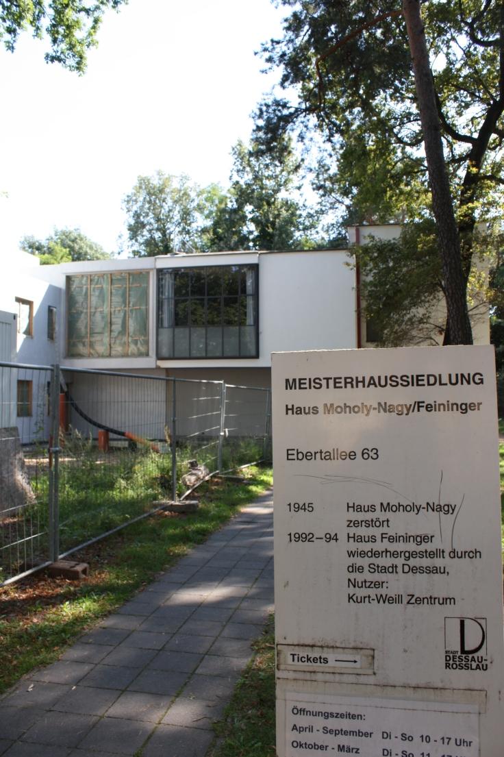 Bauhaus Dessau Maholy Nagy house