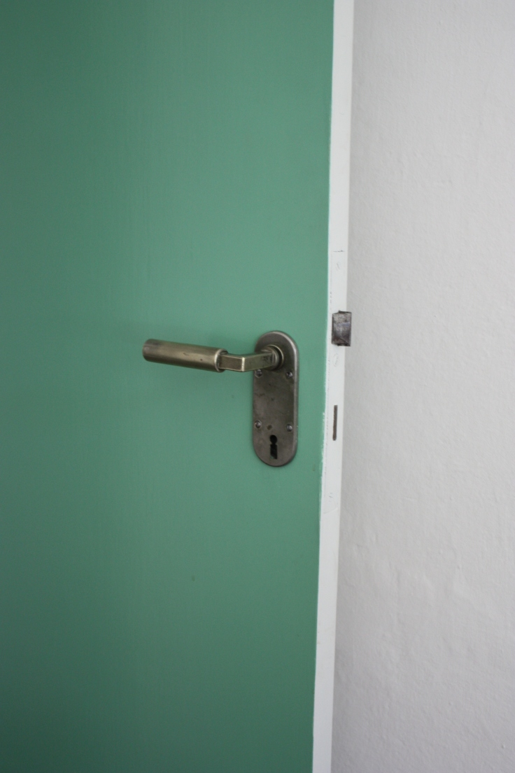 Bauhaus Dessau Masters House door handle