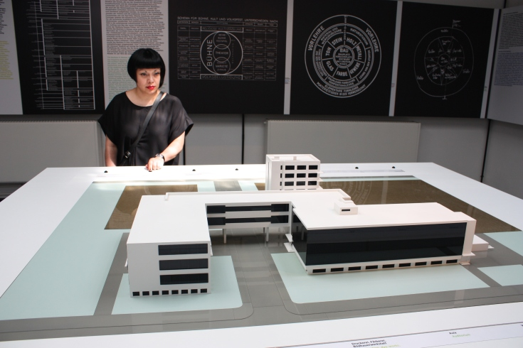 Bauhaus Dessau model