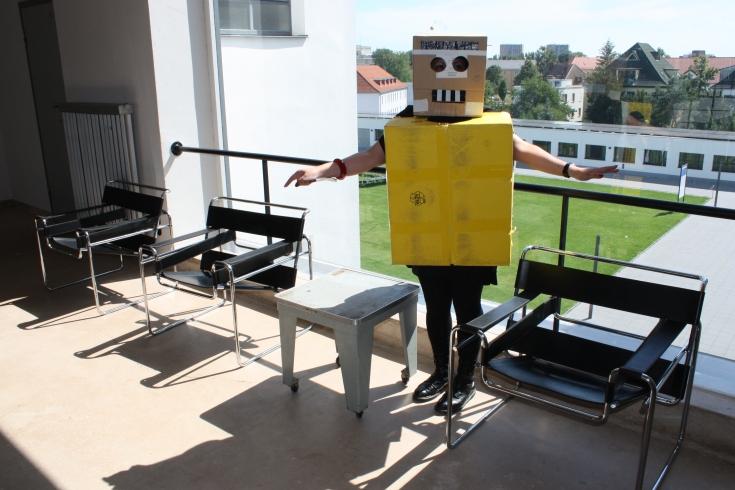 Bauhaus Dessau robot