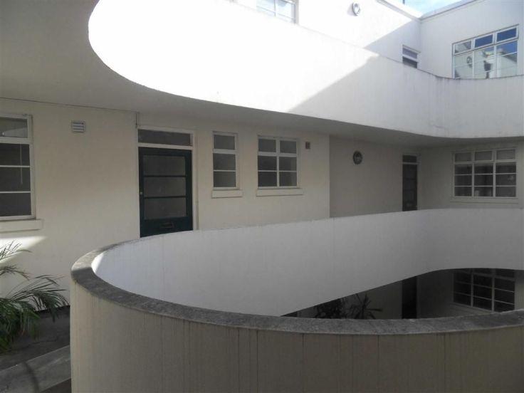 Hylda Court courtyard