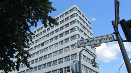 Shell Haus Straffenbergstrasse