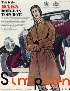 Simpsons topcoat advert