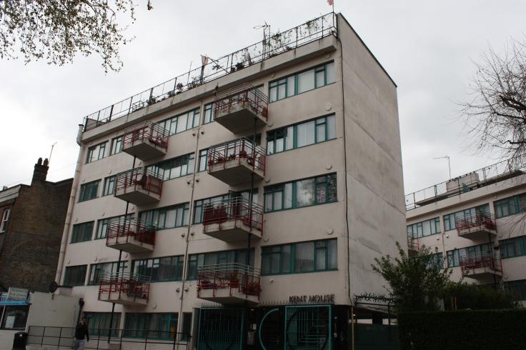 Kent House facade