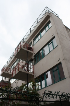 Kent House balconies 2