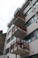 Kent House balconies