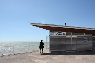 Hastings promenade cafe