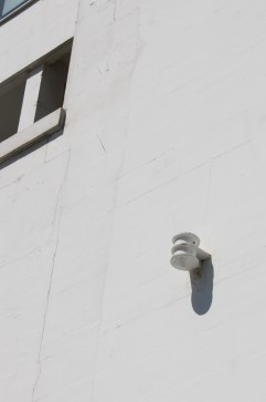Marine Court Lighting detail