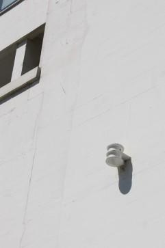 Marine Court Lighting detail
