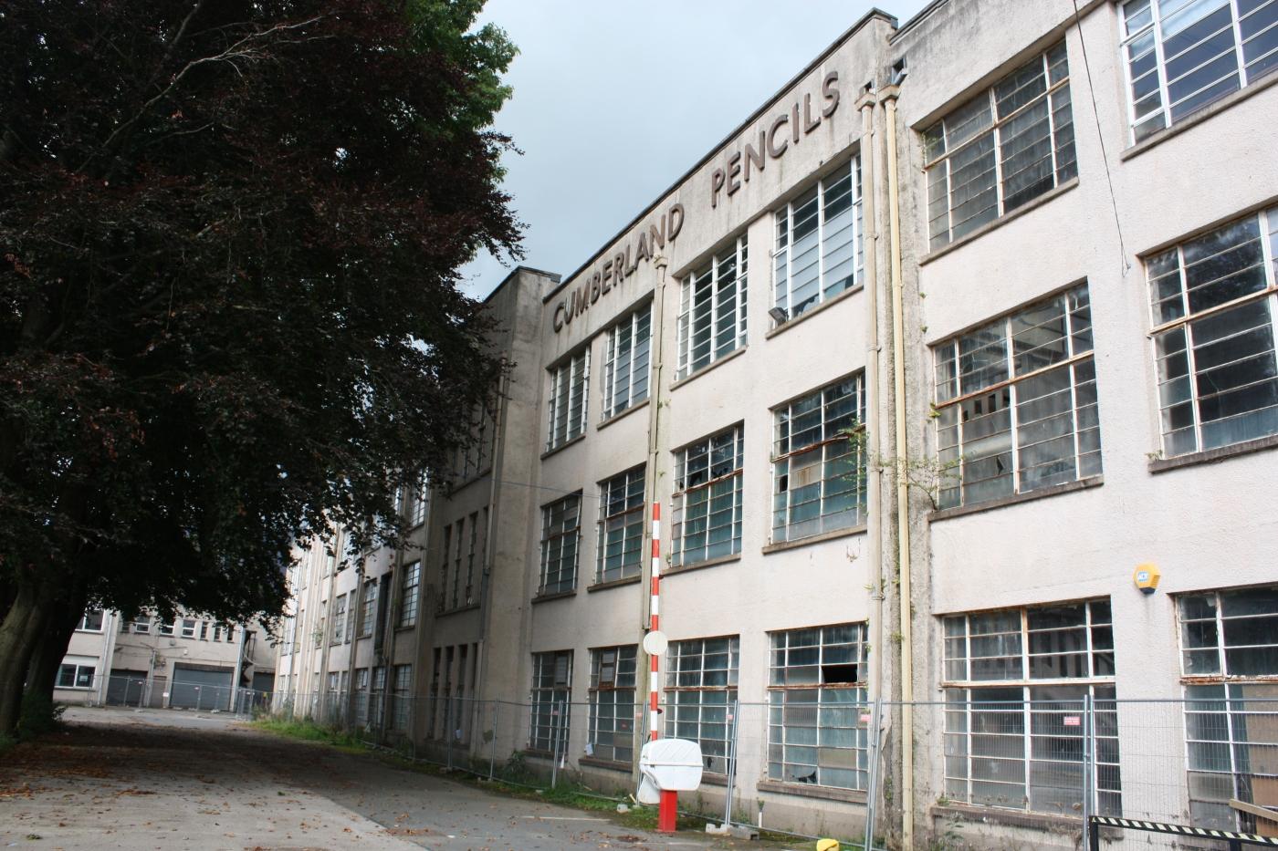 Cumberland Pencil Factory Keswick 1937