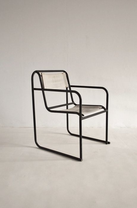 PEL RP7 chair by Bruno Pollack