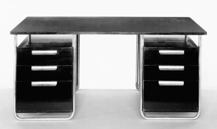 PEL SD3 Desk by Wells Coates