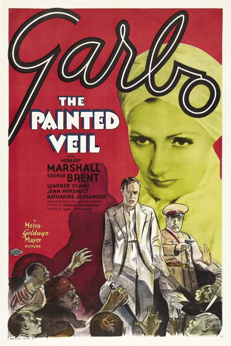 Painted Veil Garbo