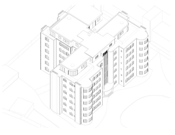 Revised isometric Whitehall Lodge
