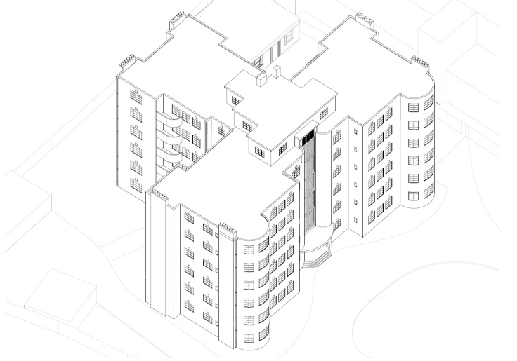 Whitehall Current Isometric