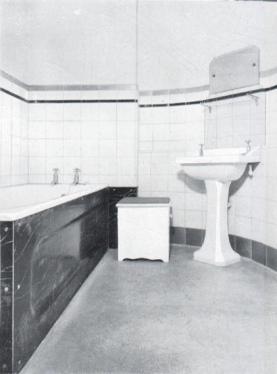 Whitehall original bathroom